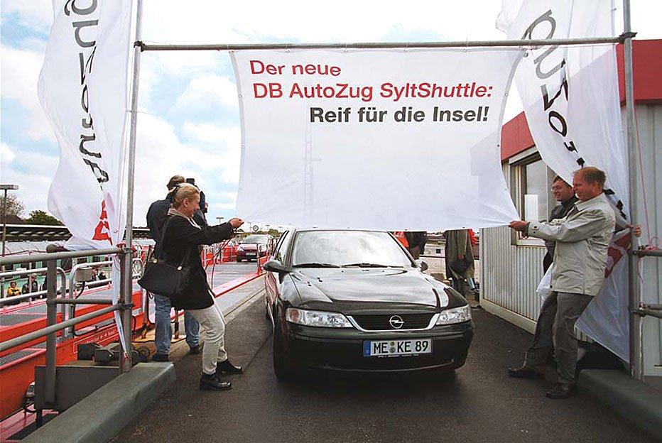 Foto: Kickoff-Veranstaltung neue SyltShuttle-Züge