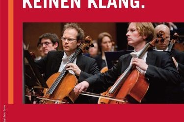 Abbildung: Banner Bochumer Symphonie