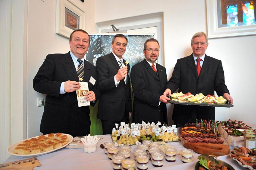 Foto: Auftakt des Regionalwettbewerbs der Genussregion Niederrhein