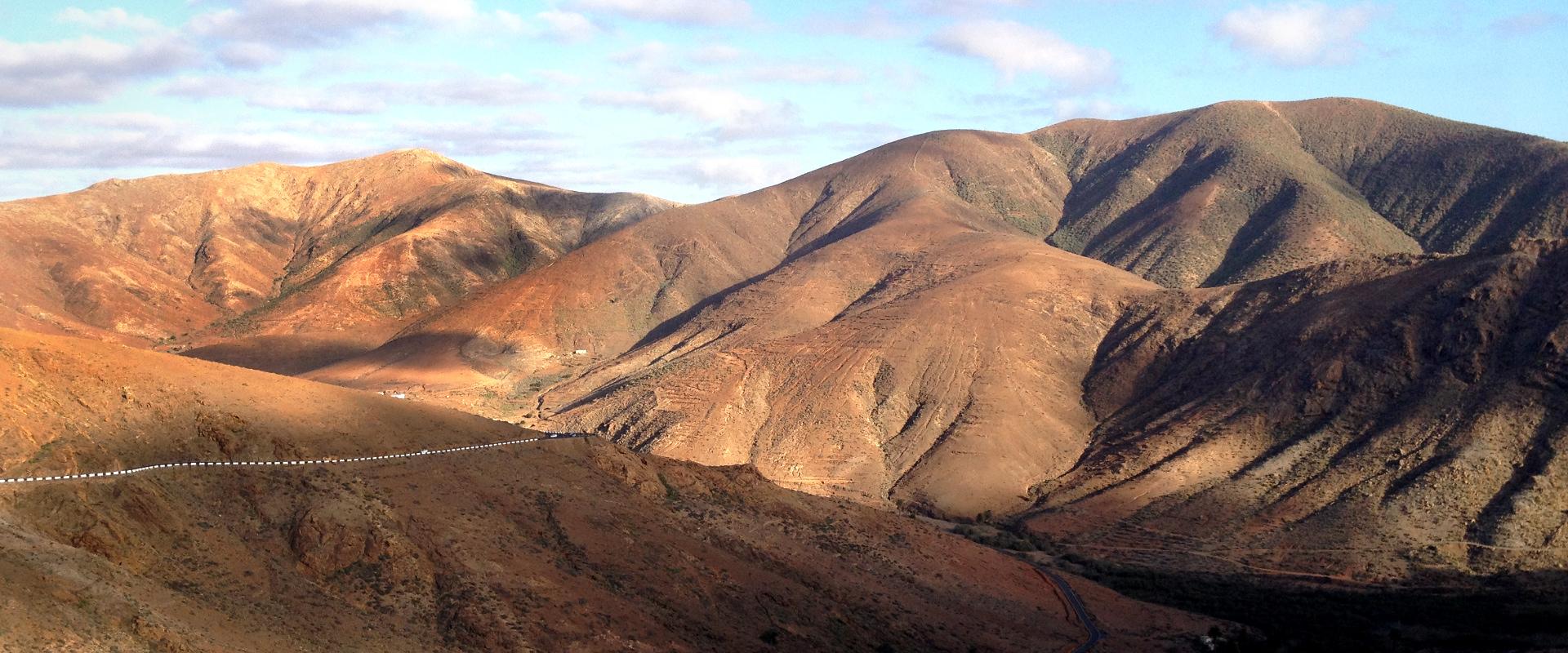 Foto: Gebirgslandschaft