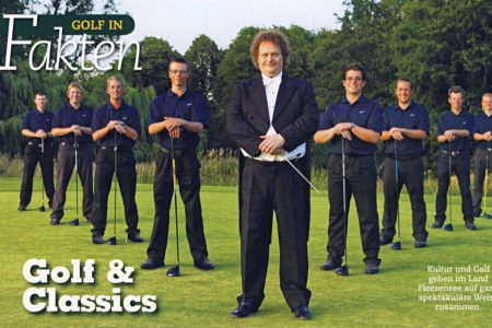 Abbildung: Land Fleesensee Golf & Classics im Golf-Magazin