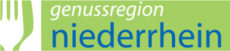 Logo Genussregion Niederrhein e. V.