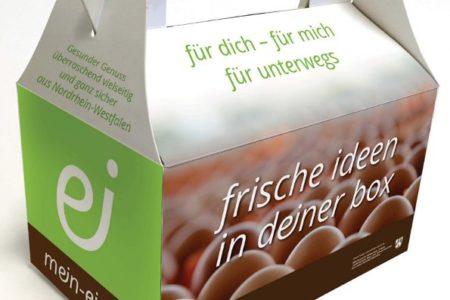 Abbildung: mein-Ei.NRW Frühstücksbox