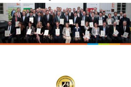 Abbildung: Broschüre Landesehrenpreis NRW