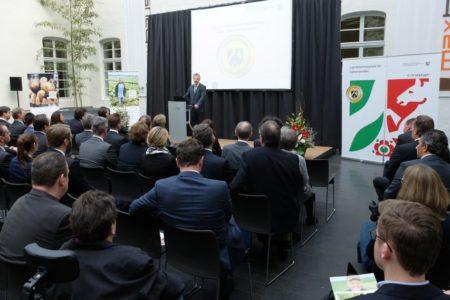 Foto: Verleihung Landesehrenpreis NRW