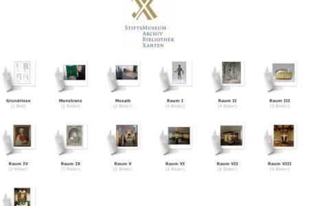 Abbildung: Foto-CD StiftsMuseum Xanten