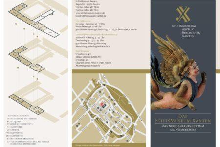 Abbildung: Flyer StiftsMuseum Xanten