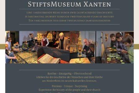 Abbildung: Plakat StiftsMuseum Xanten